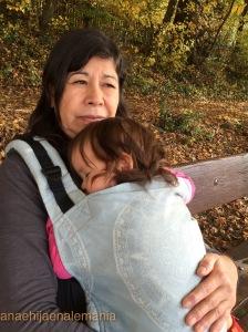 HH y su abuela mexicana.